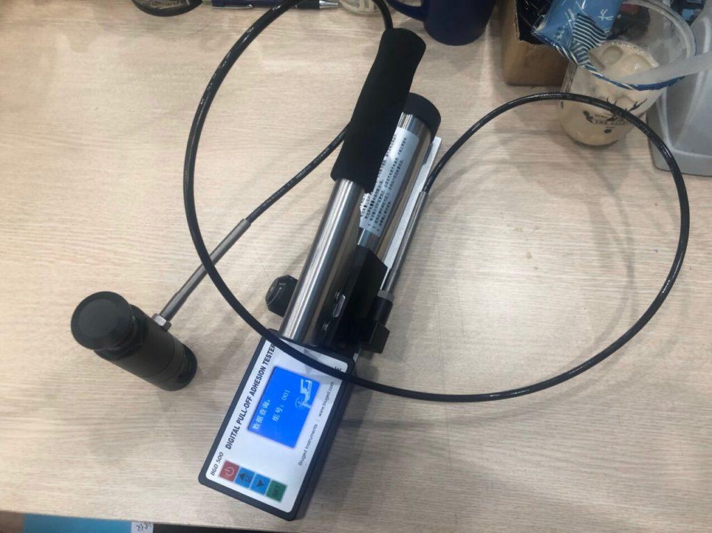 2. Thông số kỹ thuật máy đo độ bám dính