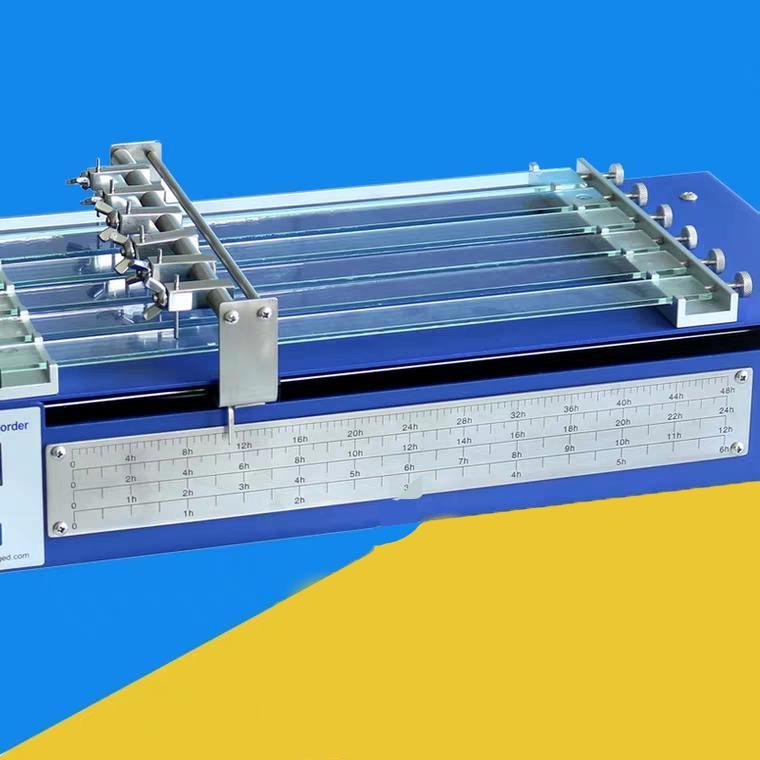 máy đo thời gian khô của màng sơn