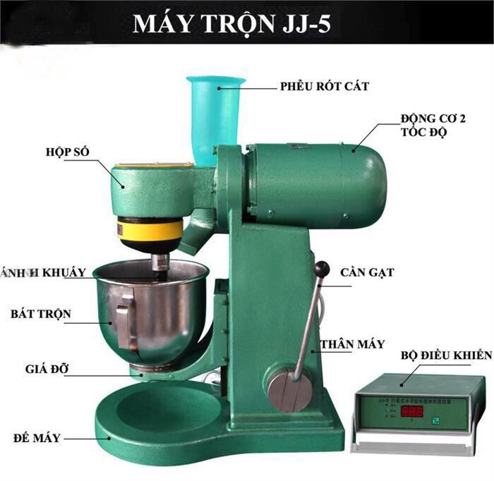 Kết cấu và nguyên lý làm việc của máy