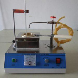 Bộ thí nghiệm bốc cháy nhựa tự động - SYD-3536