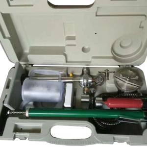 Hướng dẫn sử dụng Thiết bị đo lượng mất nước và độ dày áo sét