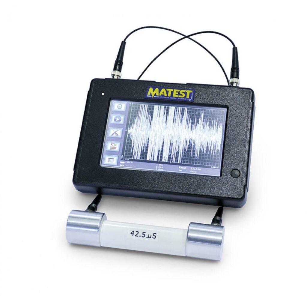 Ứng dụng của Máy siêu âm bê tông C372M