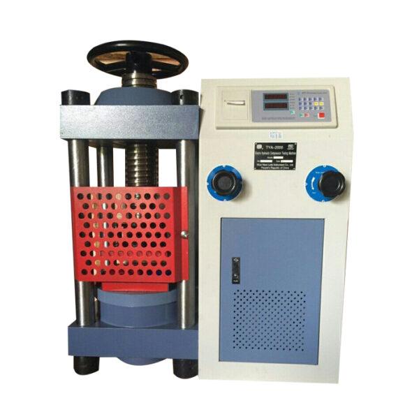 Công dụng của máy nén bê tông TYA-2000